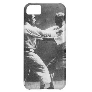 Japanese Judoka Jigoro Kano Kyuzo Mifue Judo Case For iPhone 5C