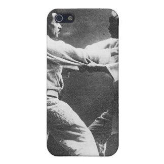 Japanese Judoka Jigoro Kano Kyuzo Mifue Judo Cover For iPhone SE/5/5s