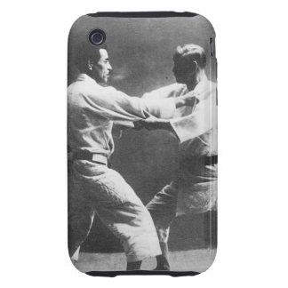 Japanese Judoka Jigoro Kano Kyuzo Mifue Judo iPhone 3 Tough Cover