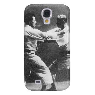Japanese Judoka Jigoro Kano Kyuzo Mifue Judo Samsung Galaxy S4 Cover