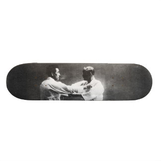 Japanese Judoka Jigoro Kano Kyuzo Mifue Judo Skateboard Deck