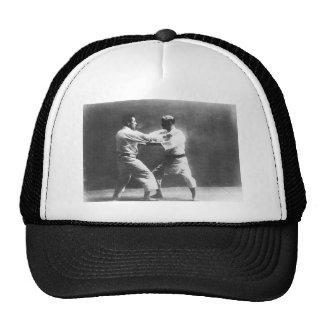 Japanese Judoka Jigoro Kano Kyuzo Mifue Judo Trucker Hat