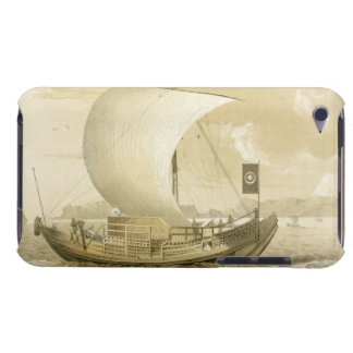 Japanese Junk, pub. by Sarony & Co., c.1856 (litho Barely There iPod Case