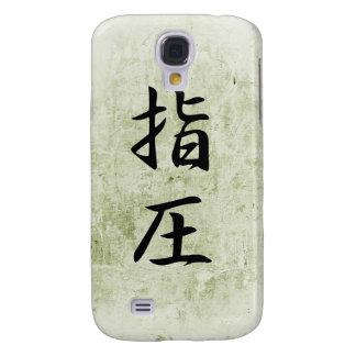 Japanese Kanji for Accupressure - Shiatsu Samsung Galaxy S4 Case