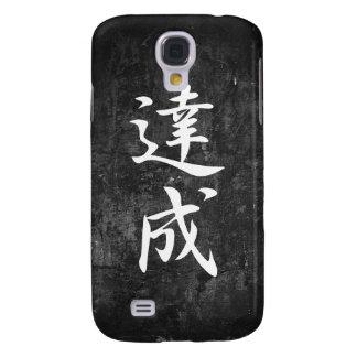 Japanese Kanji for Achievement - Tasseo Samsung Galaxy S4 Cover
