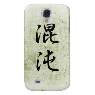 Japanese Kanji for Chaos - Konton Samsung Galaxy S4 Case