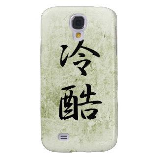Japanese Kanji for Cruelty - Reikoku Galaxy S4 Covers