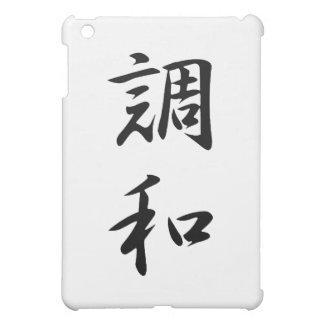 Japanese Kanji for Harmony - Chouwa Cover For The iPad Mini