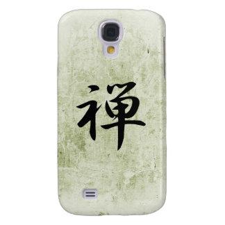 Japanese Kanji for Zen - Zen Galaxy S4 Case