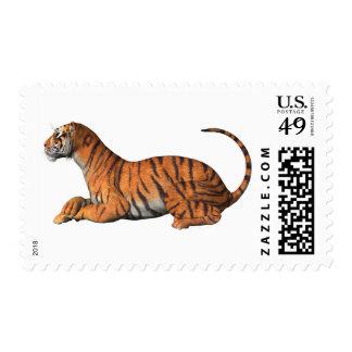 Japanese Kawaii Postage Stamp