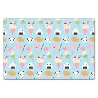 Japanese Kawaii Snacks Tissue Paper
