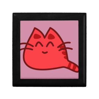 Japanese Kawaii Style Kitty Cat Cute Jewelry Box