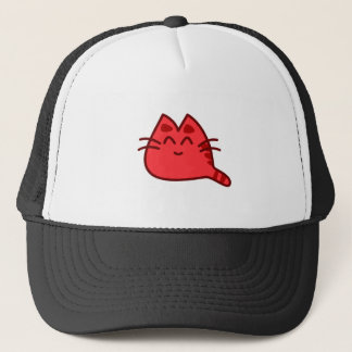 Japanese Kawaii Style Kitty Cat Cute Trucker Hat