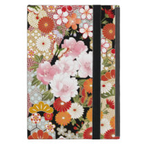 Japanese Kimono Flower Patterns Powis iPad Mini iPad Mini Cover
