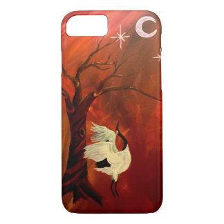 Japanese king crane iPhone 8/7 case