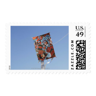 Japanese kite postage