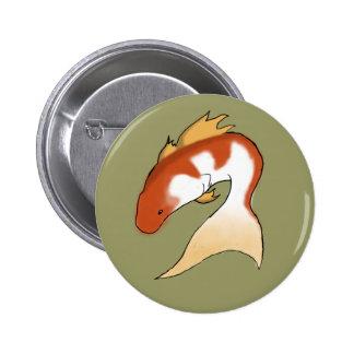 Japanese Koi Button