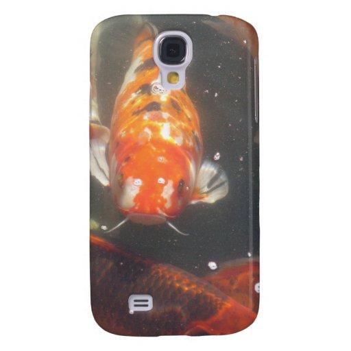 Japanese Koi Fish Samsung Galaxy S4 Case