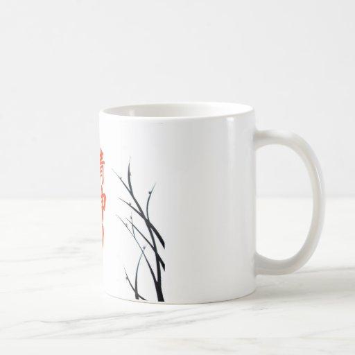 Japanese Koi Inspiration Painting Mug