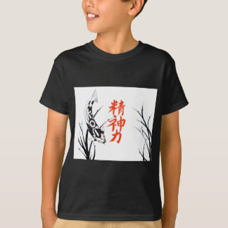 Japanese Koi Inspiration Painting T-Shirt