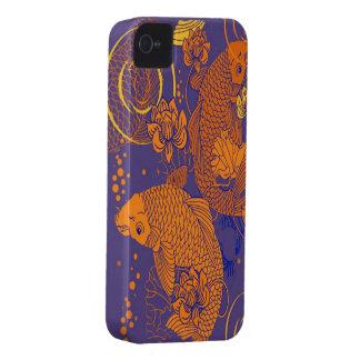 japanese koi iPhone 4 case