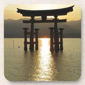 Japanese Lake Solitude Coaster