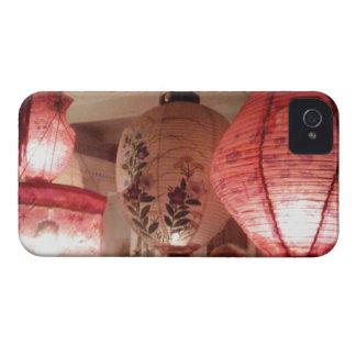 Japanese Lanterns Illumination Night OB Iphone4 iPhone 4 Case