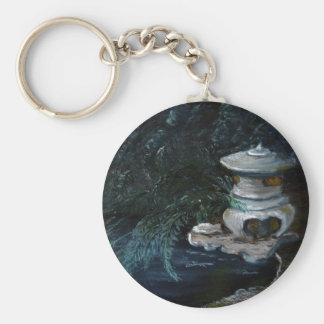 Japanese latern keychain