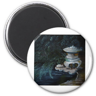 Japanese latern magnet