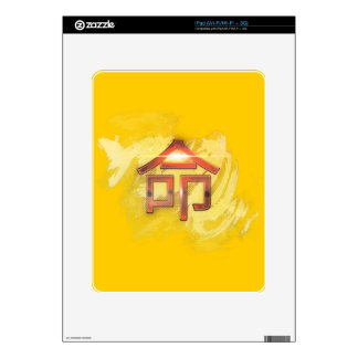 Japanese Letters - Life Decals For The iPad