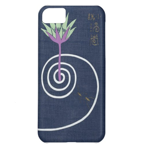 Japanese Lotus iPhone 5C Cover