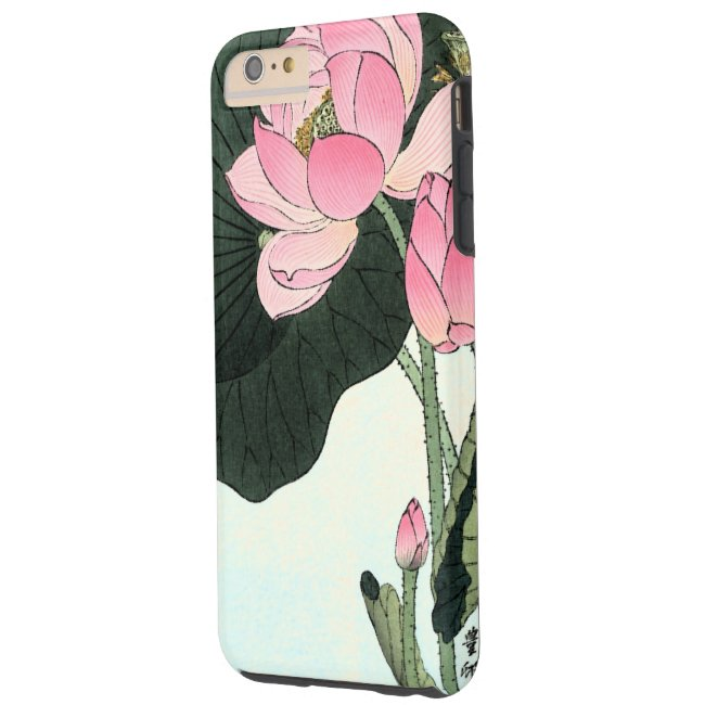 JAPANESE LOTUS FLOWER Phone Case