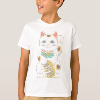 Japanese Lucky Cat T-Shirt