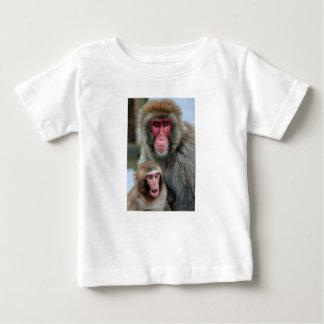 Japanese Macaque Monkeys Infant Tee Shirt