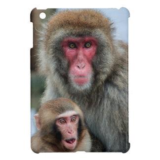 Japanese Macaque Monkeys iPad Mini Case