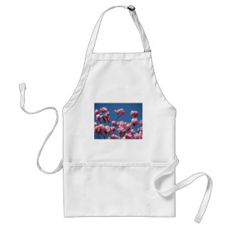 Japanese Magnolia Blooms Adult Apron