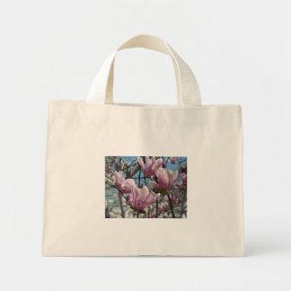 Japanese Magnolia Mini Tote Bag