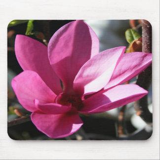 Japanese Magnolia Mousepad