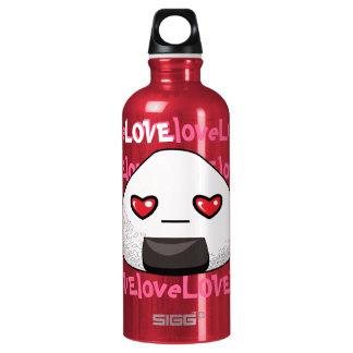 Japanese Manga Mascot Aluminum Water Bottle