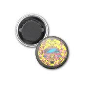 Japanese Manhole Cover Arts - Chofu Fire Hydrant- Magnet