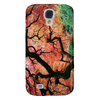 Japanese Maple 1 Galaxy S4 Cover