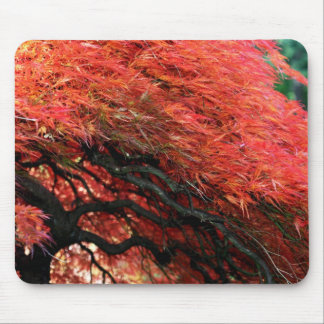 japanese maple 2 mouse pad