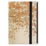 Japanese Maple Covers For iPad Mini