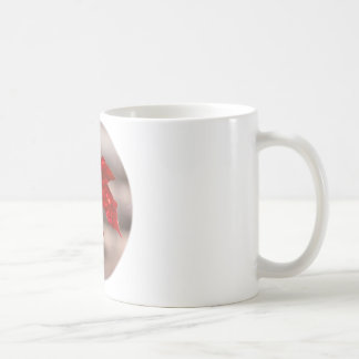 Japanese Maple Leaf Coffee Mug