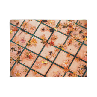 Japanese Maple Leaf Doormat