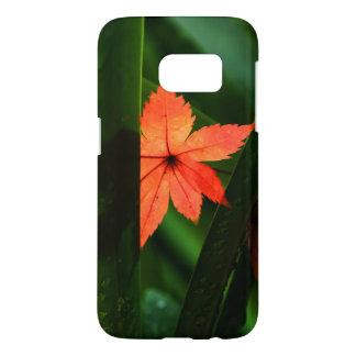 Japanese Maple Leaf Samsung Galaxy S7 Case