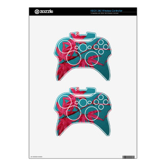 Japanese Maple Xbox 360 Controller Skins