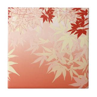 Japanese Maple Tile