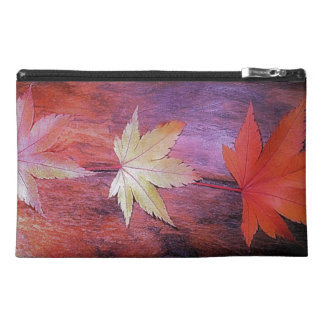 Japanese Maple Travel Accessory Bag