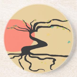 Japanese Maple Tree Coasters